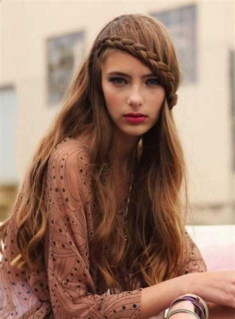 forehead braid hairstyles best 15 elegant braid hairstyles for ladies hairzstyle