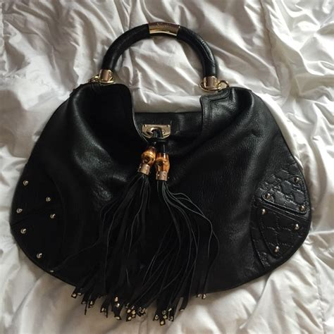 Gucci Embroidered Indy Large Hobo by 23 Gucci Bags Indy Ssima Large Hobo Bag Poshmark