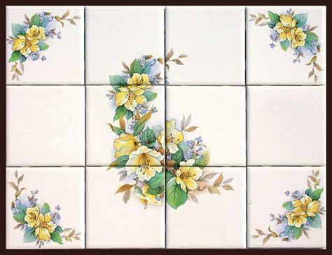 fliese pusteblume ceramic murals accent tiles fth international sales ltd
