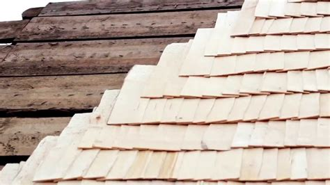 Shake Roof Repair 883 Unfinished Cedar Wooden Shingle Shake Roofing Repair