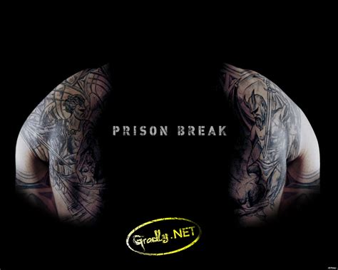 prison break tattoo prison tatoo prison wallpaper 408123 fanpop