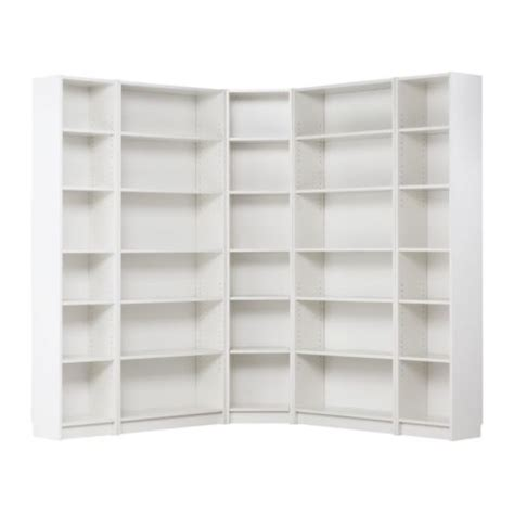 Billy Bookcase Corner Unit Ikea Affordable Swedish Home Furniture Ikea