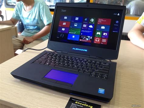 Laptop I7 Haswell Laptop Dell Alienware M14 R3 I7 Haswell 4700mq 8cpu Card Rời Gtx 765m 5giay