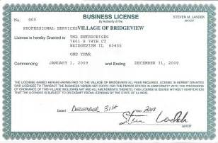 Small Home Business License California Business License Pictures To Pin On Pinsdaddy