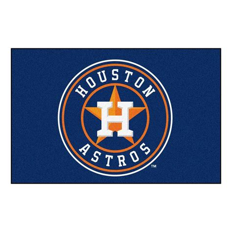 Kitchen Faucets Houston by Fanmats Houston Astros 19 In X 30 In Accent Rug 6484
