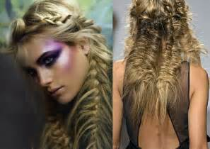 fish style bolla hairstyle with braids hairstyle fishtail braids hairstyles ideas