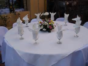 Buffet Table Setting Arrangement Sle Table Setting Arrangement For Buffet Style