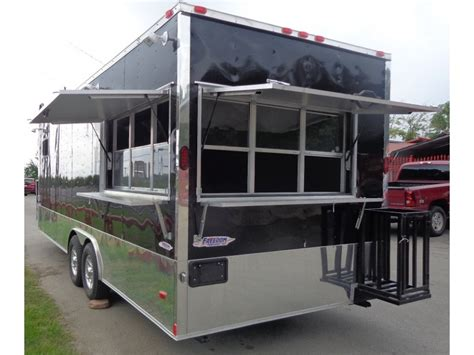 food truck kitchen design concession trailers the burkett blog from burkett