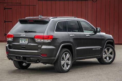 jeep grand cherokee back 2014 jeep grand cherokee overland owners manual