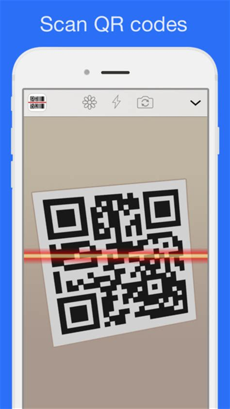iphone qr scanner qr reader for iphone on the app store