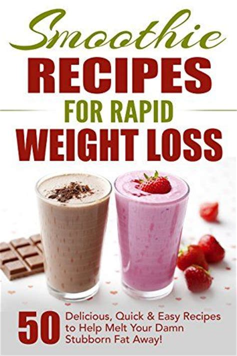 printable weight loss recipes smoothies losing weight and free weights on pinterest