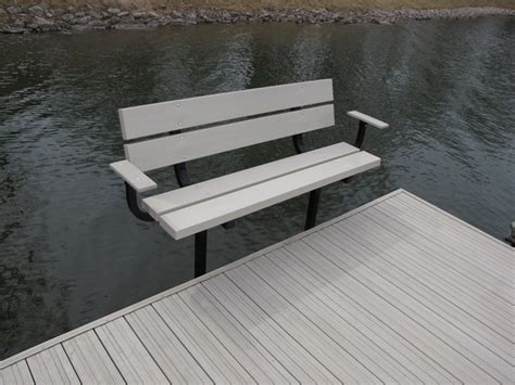 dock benches bench dock sidesdock sides