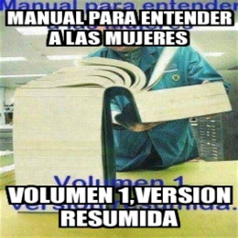 para entender la fotografa meme personalizado manual para entender a las volumen 1 version resumida 3428718