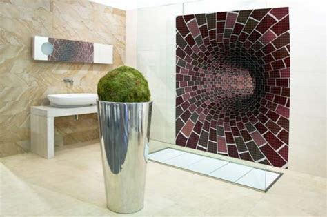 mosaic bathroom decor amazing mosaic bathroom tiles by glassdecor