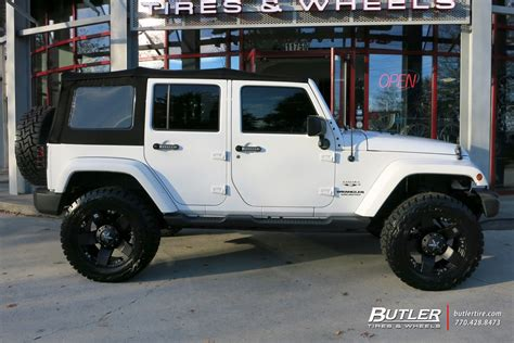 20 wheels for jeep wrangler jeep wrangler with 20in xd rockstar wheels exclusively