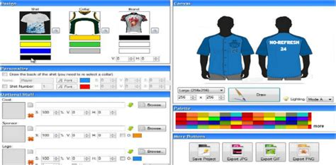 software design jersey basketball jerseys design tool to create custom sports uniform online