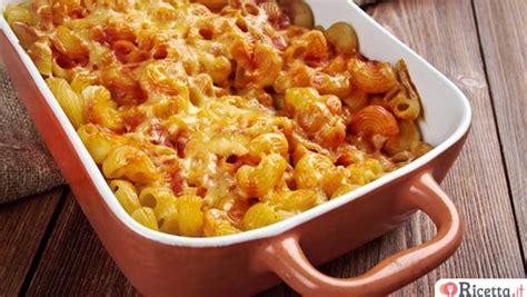 come cucinare la pasta al forno ricetta pasta al forno ricetta it