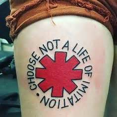 red hot chili peppers tattoo designs chili peppers logo
