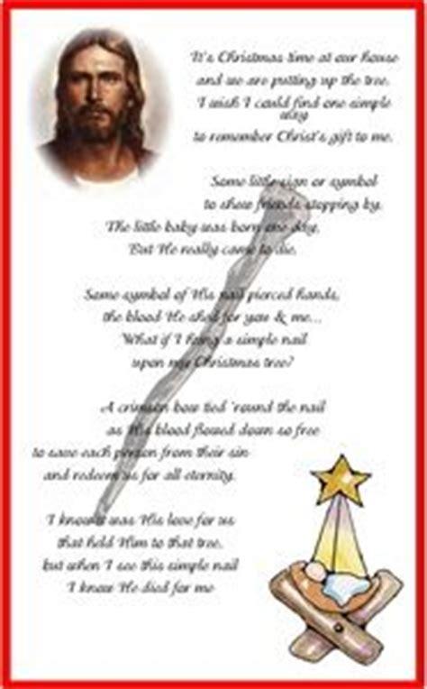 printable christmas nail poem nails christmas and christmas poems on pinterest