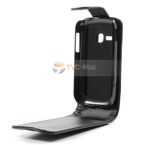 Flip Cover Samsung 6310 New vertical leather flip cover for samsung galaxy