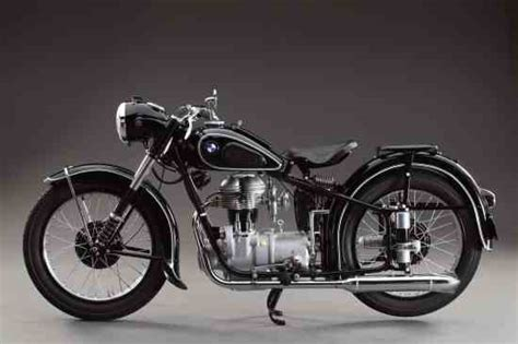 bmw vintage motorcycle singularly 1953 bmw r25 2 german
