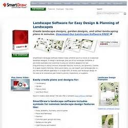 Landscape Design Software Smartdraw Volition N Value Pearltrees