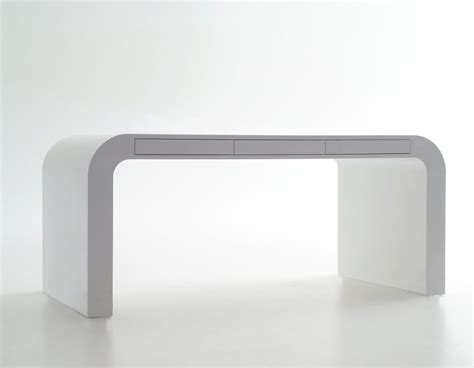 simple white desk modern computer desk for increasing productivity office
