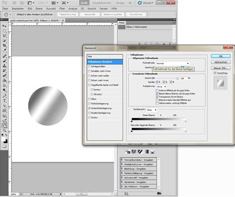tutorial photoshop zeichnen wie du metalleffekte in photoshop erstellen kannst tutorial