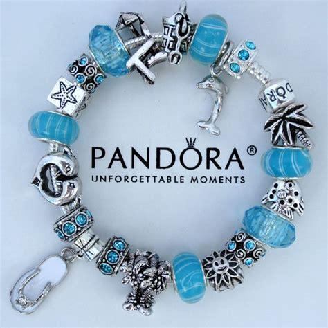 pandora bead authentic pandora bracelet vacation cruise dolphin