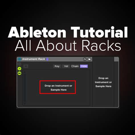 Ableton Racks by Ableton Live Racks From Basic To Beyond Joshua Casper