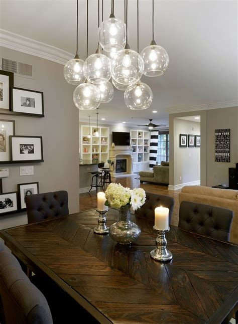 Industrial Chandelier Www Theodonnellcollective Com Industrial Dining Room Lighting