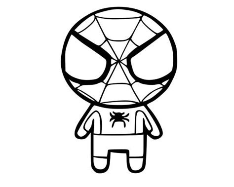 spiderman svg spiderman dfx superhero svg cute spiderman
