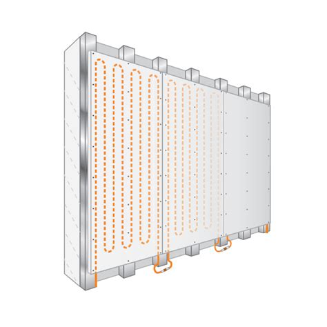 module floorheating wall heating modular systems