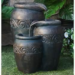 Garden Oasis Patio Furniture Manufacturer Three Tier Urn Garden Fountain Costco Toronto