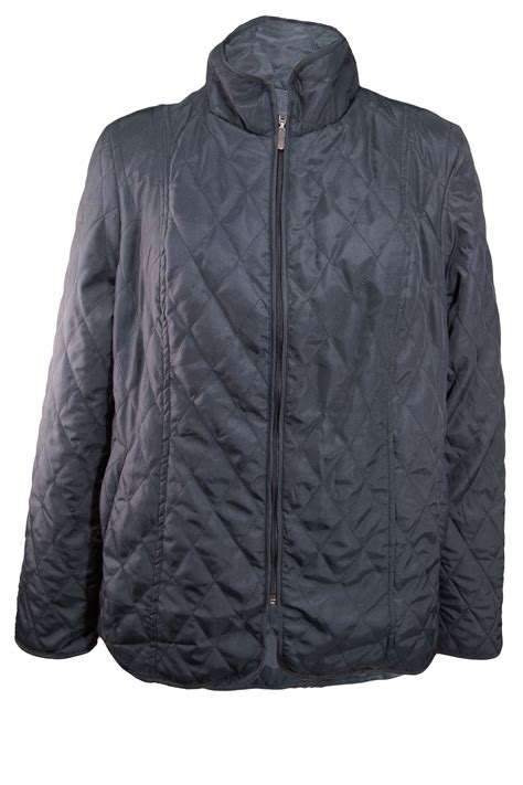 Lightweight Quilted Coats by Plus Lightweight Quilted Jacket Ebay