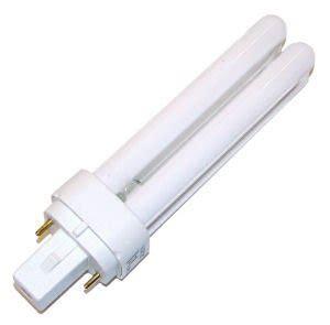 Fluorescent Bulbs Ge Lighting 18844 F13dbx23t4 Spx27 13 Watt Cfl Light