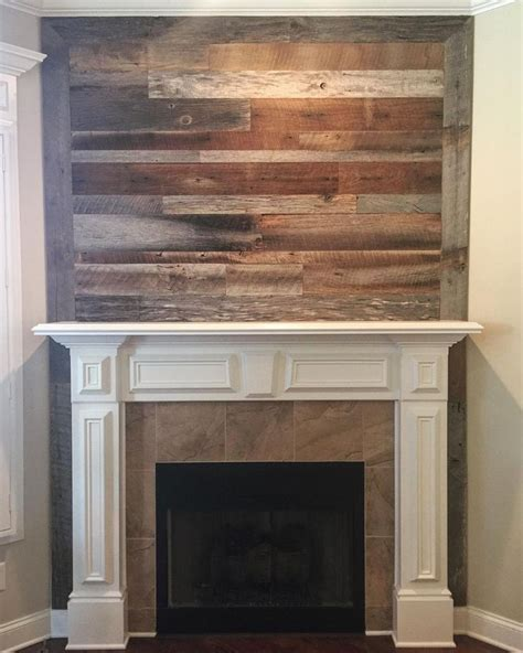 reclaimed wood and stone fireplace wall fireplace with reclaimed wood above 10 ideas about wood