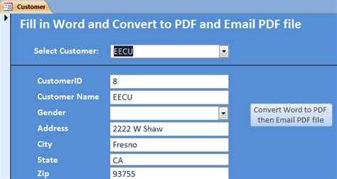 convert pdf to word email ms access vs ms word save pdf convert email