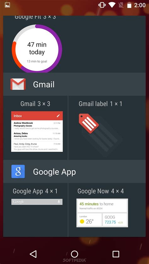 android developer preview android m developer preview screenshot tour