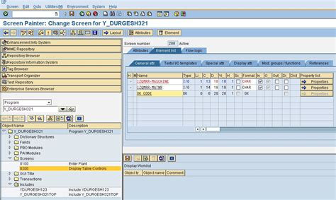 sap tutorial module pool durgesh singh sap consultant module pool