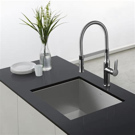 style kitchen faucets kitchen faucet kraususa faucet com kpf 1640ss in stainless steel by kraus