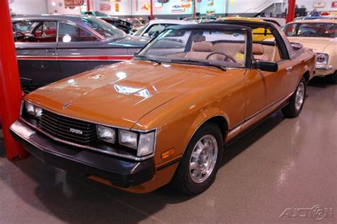toyota celica the car that helped the japanese win over americans dyler kidney anyone 1980 toyota celica sunchaser japanese nostalgic car
