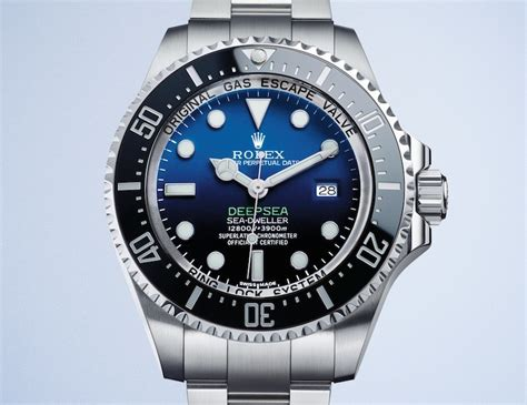 Rolex Deepsea Sea Dweller D Blue Dial, James Cameron Deepsea Challenge 3D Movie   aBlogtoWatch
