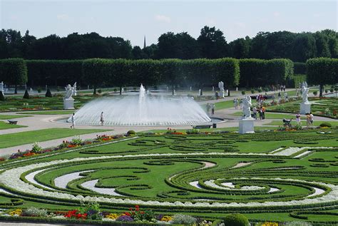 herrenh user garten hannover herrenhausen gardens