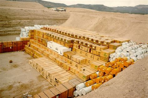 worlds nuclear waste dump breaking national news and australian armenia to develop safe radioactive waste management