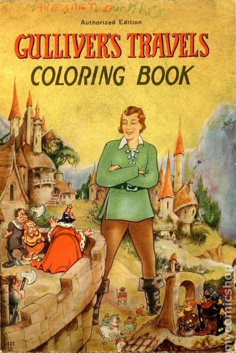 gulliver s travels books gulliver s travels coloring book 1936 saalffield