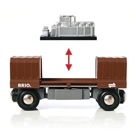 brio train cars brio boxcar train toys zavvi com