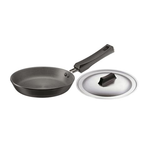 Vicenza Stainless Cookware V812 buy hawkins futura frying pan with stainless steel lid anodized 18 cm in nepal