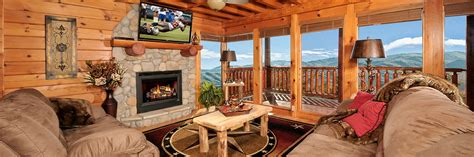 outrageous cabins sevierville tn vacation rentals