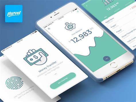 design app bank banking app ui kit for sketch designermill